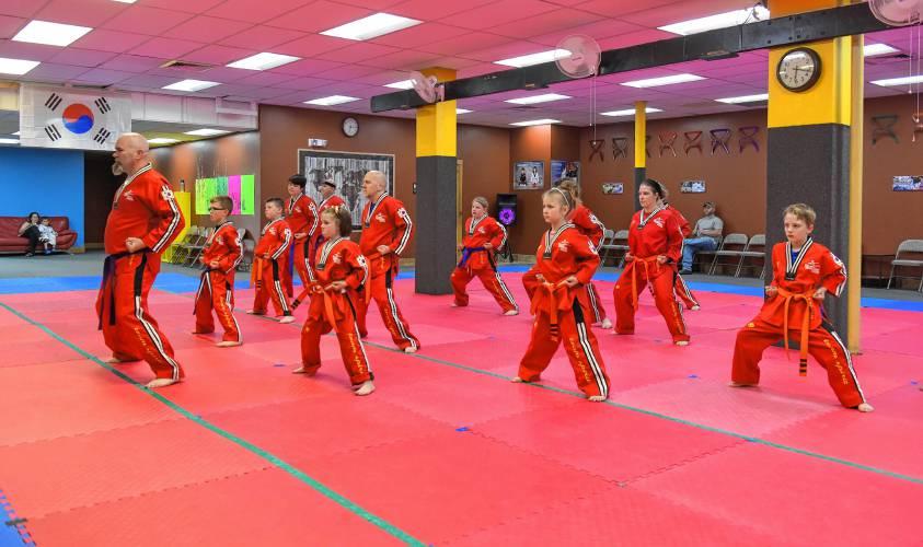 The Recorder - Local taekwondo studio wins at regional