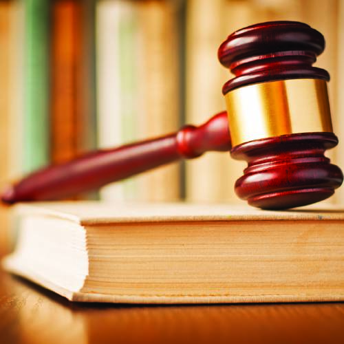 The Recorder - District Court Logs, April 16 to May 7, 2018