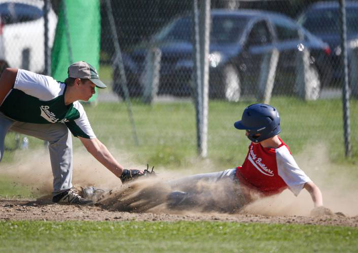The Recorder - Baseball rdp: Smitty's gets past Parody