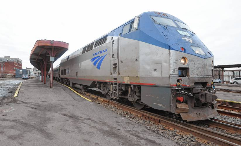 the recorder amtrak set to increase north south train service