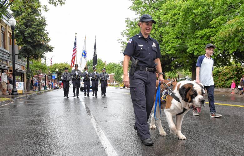 The Recorder Parade Kicks Off Franklin County Fair S